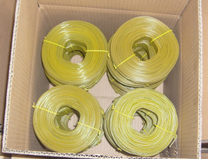 PVC Coated Rebar Tie Wire pictures & photos