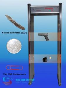 Door Frame Walk Through Metal Detector