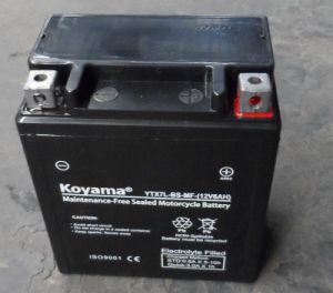 Gel Batteries for Motorcycles/ Scooter Motorcycle ATV Battery Ytx7l-BS pictures & photos