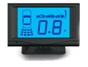 Monochrome LCD Parking Sensor (MP-217LCD-Y)