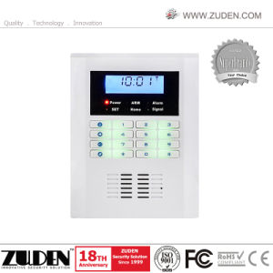 Wireless GSM Home Security Burglar Alarm with SMS Alarm pictures & photos