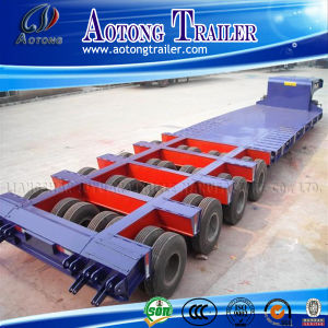 150 Ton Heavy Load Low Bed Trailer for Sale pictures & photos
