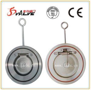 Thin Type Single Disc Check Valve (H74X-16C-003) pictures & photos