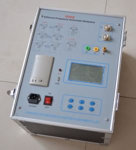 Automatic Electrical Capacitance&Tan Detla Tester pictures & photos