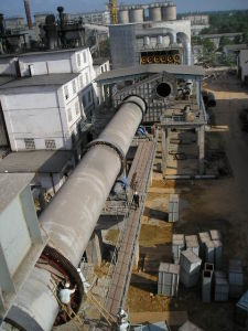 300t/D Cement Production Line pictures & photos