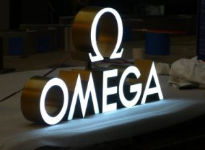 High Brightness LED Exposed Luminous Channel Letter Signs pictures & photos