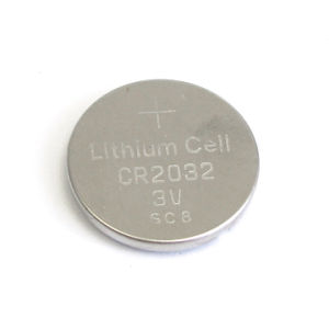 Lithium Button Cell Battery with Nominal Voltage 3V (CR2032) pictures & photos