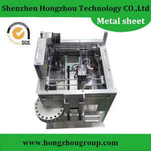 Sheet Metal Fabricator with Laser Cutting, Bending, Riveting Process pictures & photos