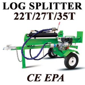 Gasoline Log Splitter (22T/27T/35T 605CM CE EPA)