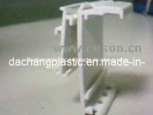 PVC Coextrusion Plastic Display Channel pictures & photos
