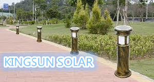 Square Solar LED Light (KS-3110) pictures & photos