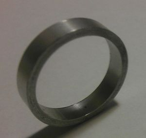 W>99.95% Tungsten Ring pictures & photos