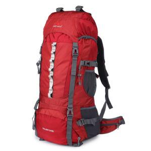 Mochila Trekking 80L Hiking Backpacking Camping Climbing Mountain Rucksack Bag pictures & photos
