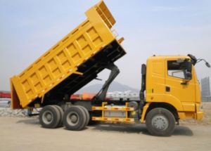 Heavy Duty Truck Shacman Dump Truck for Indonesia pictures & photos