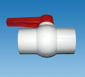 Plastic UPVC Ball Valve for Irrigation pictures & photos