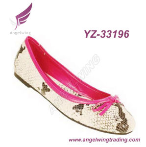 Fashion Flat Shoes (YZ-33196)