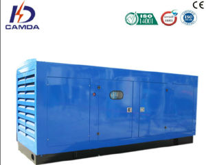 50Hz Silent Cummins Diesel Generator Set (CE, ISO9001) pictures & photos