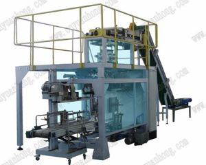Automatic Bag Given Packaging Machine (GFP1D2) pictures & photos