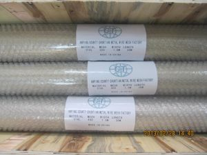 Ss Wire Mesh for Filtering pictures & photos