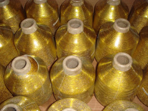 X-Type Metallic Yarn, Weaving Yarn for Egypt Market