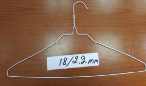 Automatic Stainless Steel Wire Clothes Hanger Making Machine with PLC pictures & photos