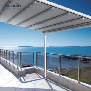 New Products Customized Waterproof Aluminum Retractable Awnings