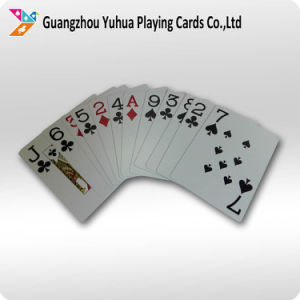 Custom Brand New Eco-Friendly Plastic Playing Cards pictures & photos