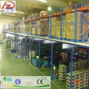 Adjustable Ce Approved Steel Structure Storage Rack pictures & photos