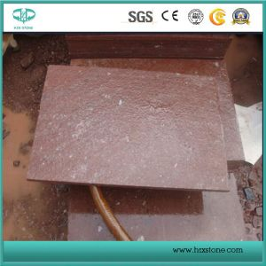 China Red/Green/Grey Porphyry Granite Tiles/Slabs/Composite Tile/Cobble Stone/Paving Stone pictures & photos
