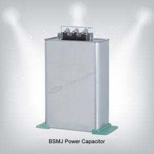 Bsmj Self-Healing Power Factor Capacitor pictures & photos