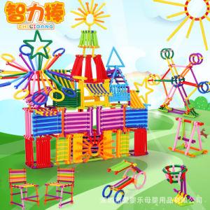 Wholesale 3D DIY Children Intellectual Sticks Toys pictures & photos