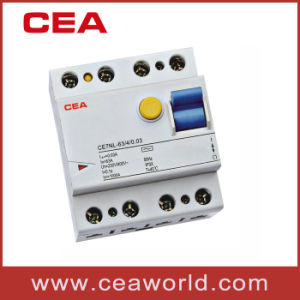 CE7nl 2p Residual Current Circuit Breaker pictures & photos