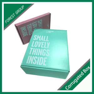 Custom Design Color Printing Luxury Baby Clothes Packaging Paper Box pictures & photos