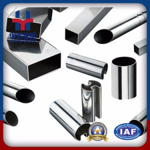 Stainless Steel Pipe and Tubes pictures & photos