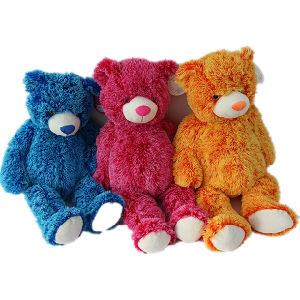 Colorful Stuffed Bears for Valentine′s Day pictures & photos