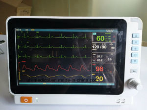 New - 10 Inch Tabletop Patient Monitor for Bedside Monitoring pictures & photos