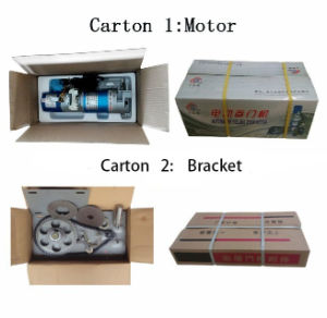 AC220V 800kg Shutter Motor for Roller Door pictures & photos