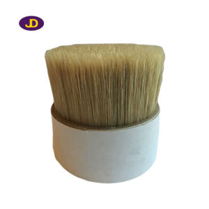 57mm Natural White Boiled Bristle 90% Tops pictures & photos