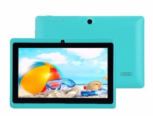 Bulk Wholesale Android Tablet 7 Inch Allwinner A33 ROM 8GB Tablet Android Q88 pictures & photos