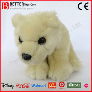 En71 Stuffed Animal Plush Polar Bear Soft Toy for Baby Kids pictures & photos