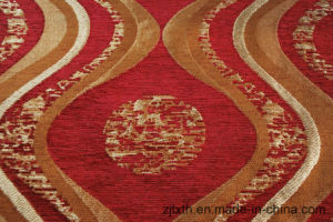 Hot Sale Chenille Jacquar Fabric for Furniture (FTH31206) pictures & photos