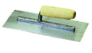 Hot Sale Wooden Handle Plastering Trowels (0812001) pictures & photos