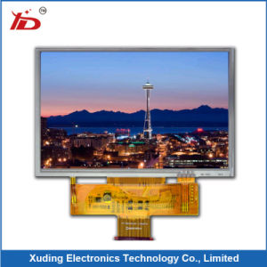5.0`800*480 TFT LCD Display with Touch Panel pictures & photos