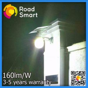 High Power Solar Products LED Garden Street Wall Light with Microwave Motion Sensor pictures & photos