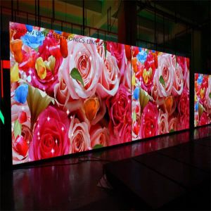 High Quality Full Color HD P3.91 Indoor LED Display Screen for Rental Stage Events pictures & photos