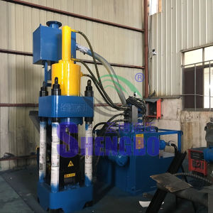 Scrap Metal Chippings Briquetting Press (CE) pictures & photos