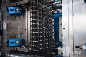 Automatic Bottle Preform / Plastic Cap Injection Moulding Machine pictures & photos