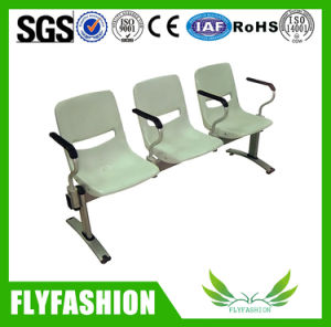 Steel Chairs for 3 People Hospital Waiting Chair pictures & photos