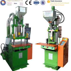 Dongguan Jieyang Ce Factory Servo Vertical Plastic Injection Molding Moulding Machine pictures & photos