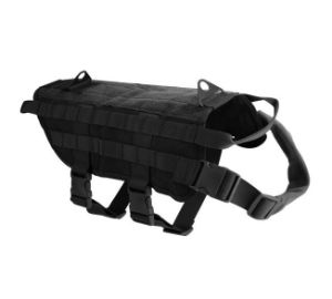 Tactical Police Cambot Dog Vest Outdoor Hunting Training Molle Dog Clothes pictures & photos